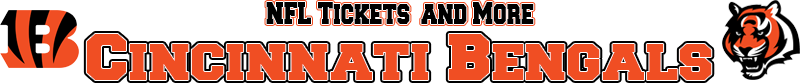 Cincinnati Bengals Memorabilia, Tickets and More