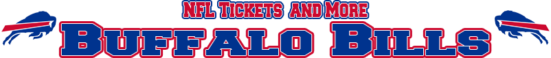 Buffalo Bills Game and Event Tickets
