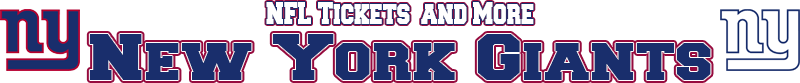 New York Giants Game and Event Tickets