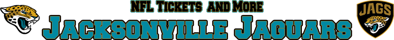 Jacksonville Jaguars Tickets and More